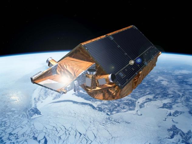 ESA/CryoSat 2
