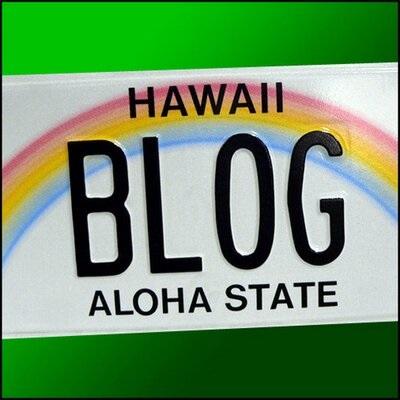 Hawaii Blog bloc