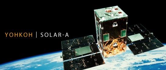 JAXA ISAS YOHKOH satellite