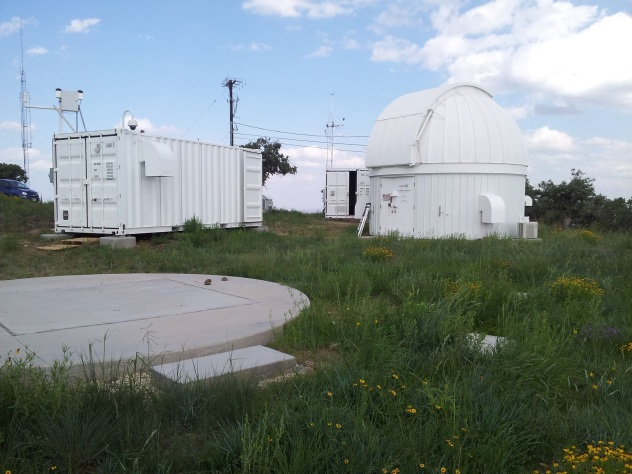LCOGT Las Cumbres Observatory Global Telescope Network