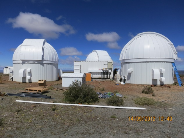LCOGT Las Cumbres Observatory Global Telescope Network  at Haleakala