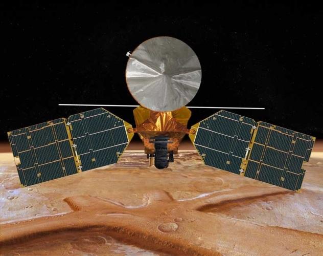 NASA Mars Reconnaisence Orbiter