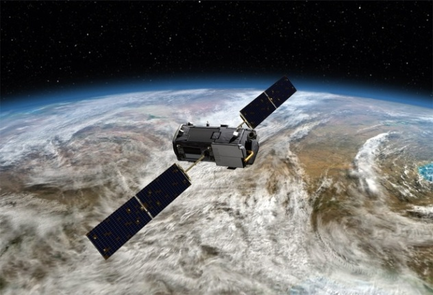 NASA Orbiting Carbon Observatory 2, NASA JPL-Caltech