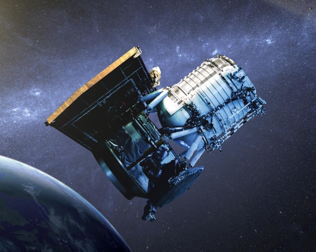 NASA/Wise spacecraft
