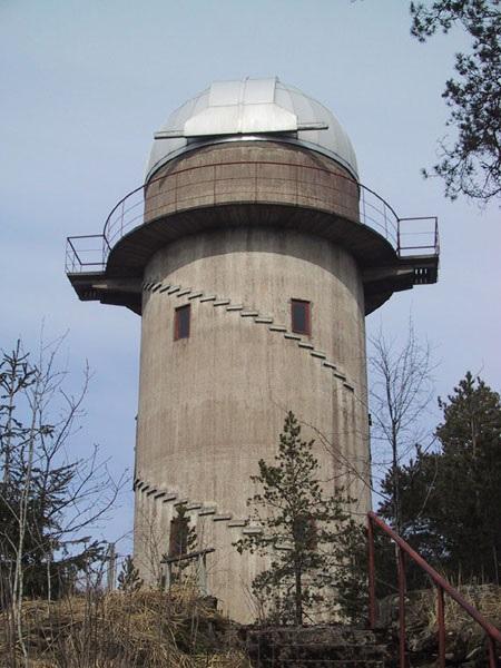 Tuorla Observatory  1 meter telescope