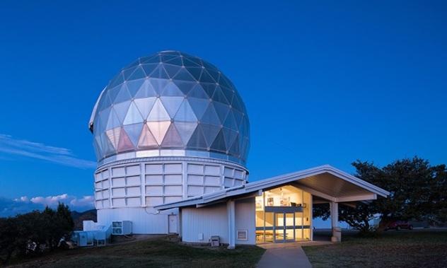 U Texas McDonald Observatory Hobby-Eberle 9.1 meter Telescope