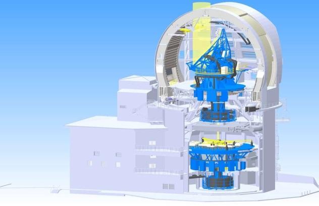 DKIST telescope