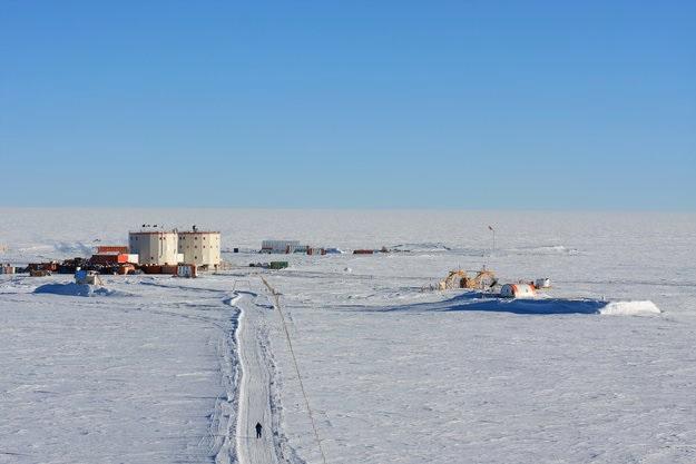 ESA Concordia Base