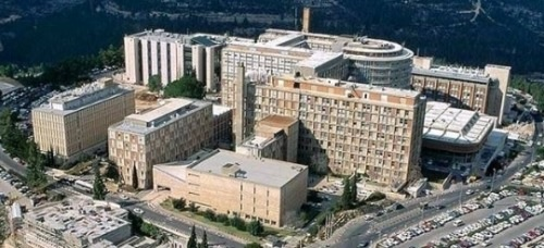 Hebrew University of Jerusalem campus