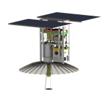 NASA JPL RainCubecubesat