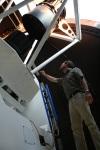 ANU Skymapper telescopeinterior
