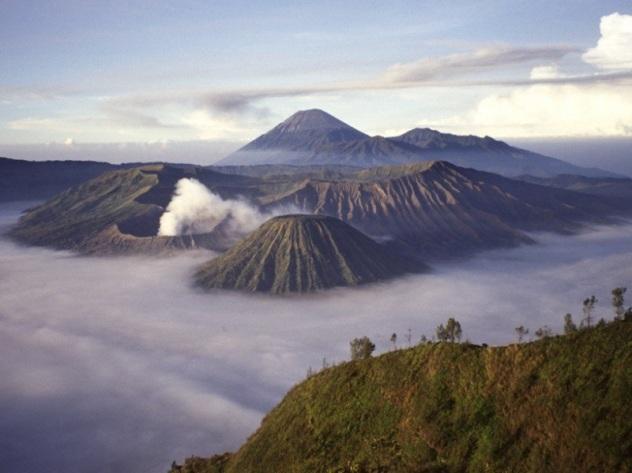 Calderas Tengger-Bromo volcanic complex