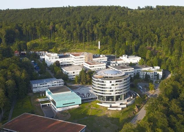 EMBL European Molecular Biology Laboratory campus