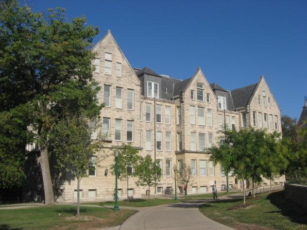 Indiana U Campus