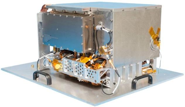 NASA Deep Space Atomic Clock Part I