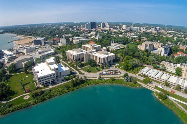 Northwestern South Campus
