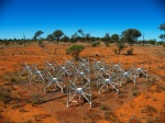 """<a href=""""http://www.mwatelescope.org/"""">SKA Murchison Widefield Array (AU), Boolardy station in outback Western Australia, at the Murchison Radio-astronomy Observatory (MRO), on the traditional lands of the Wajarripeoples</a>."""