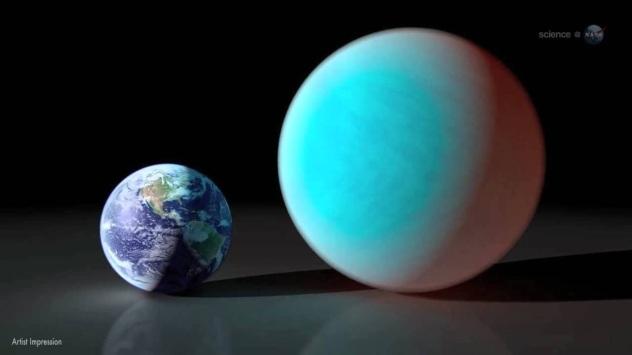 55 Cancri e super earth