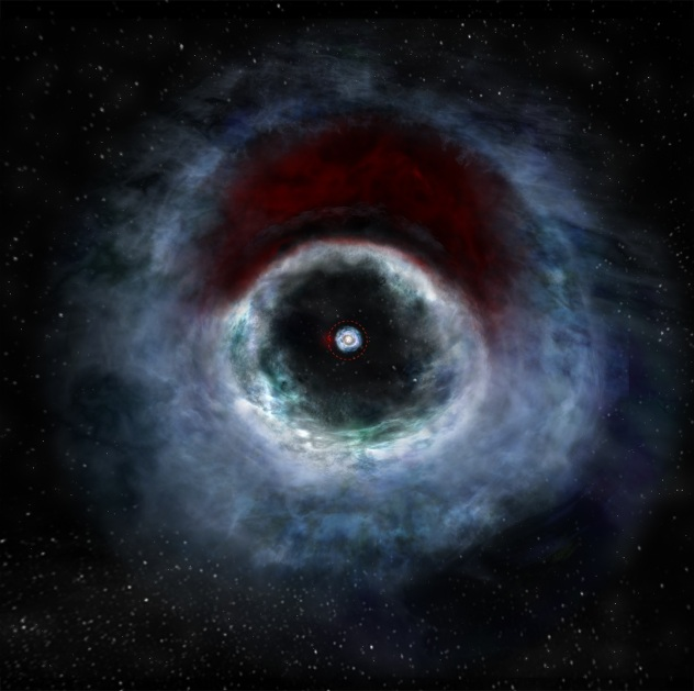ALMA Planet Formation around Binary Star