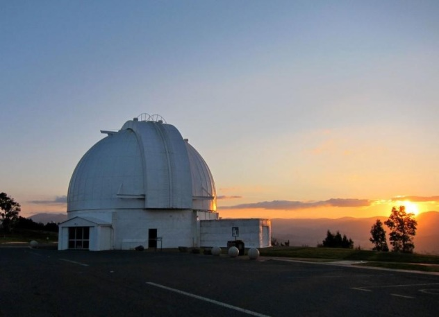 ANU Mount Stromlo 74 inch dome