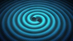 Black holes merging Swinburne AstronomyProductions