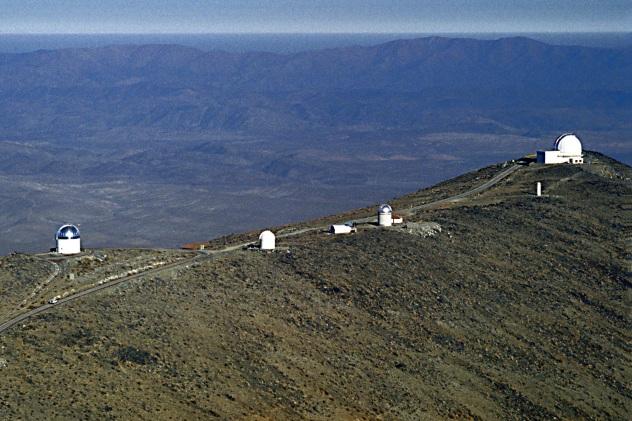 Carnegie Las Campanas Observatory