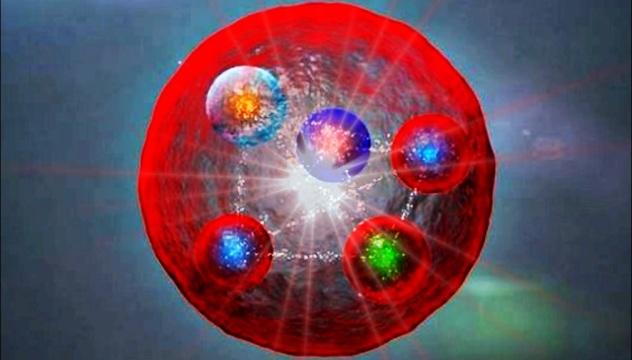 CERN LHCb pentaquark