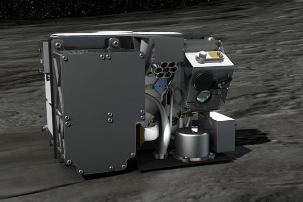 DLR MASCOT Lander for JAXA