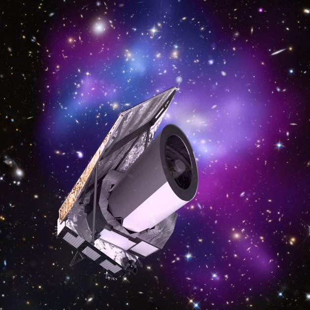 ESA Euclid spacecraft