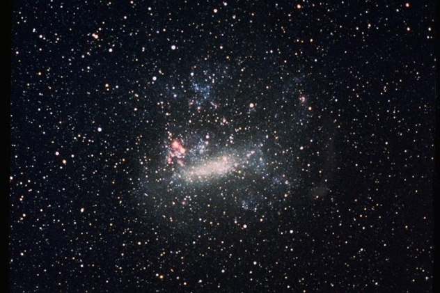 Large Magellanic Cloud. Adrian Pingstone  December 2003