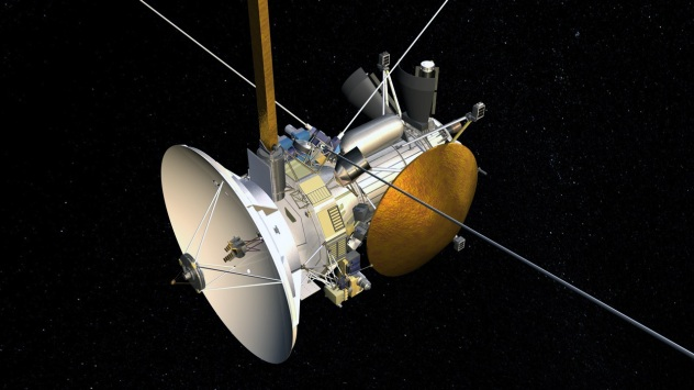 NASA/ESA/ASI Cassini Spacecraft
