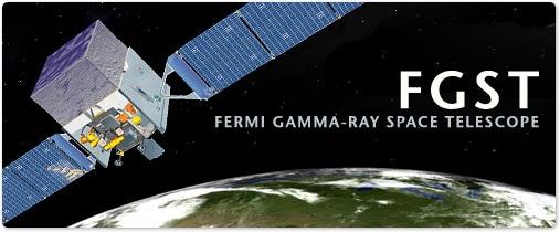 NASA Fermi Banner