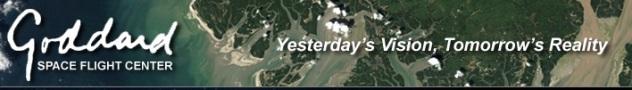 NASA Goddard Banner