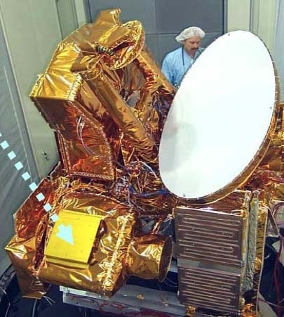 NASA JPL Caltech Microwave Limb Sounder
