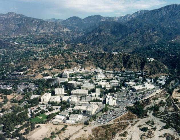 NASA JPL Campus