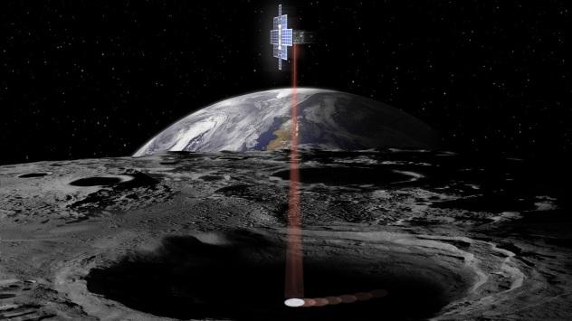 NASA JPL Lunar Flashlight