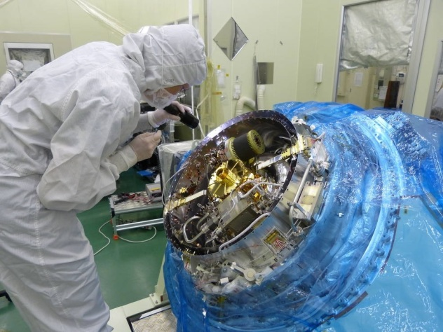 NASA  Soft X-ray Spectrometer on JAXA Hitomi