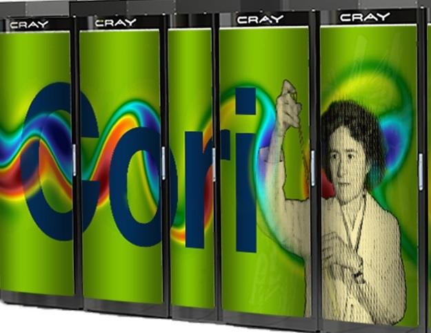 NERSC CRAY Cori supercomputer