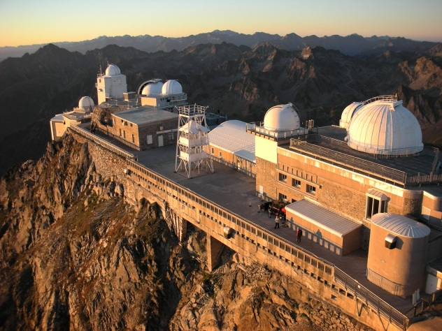 Pic-du-midi Observatory France