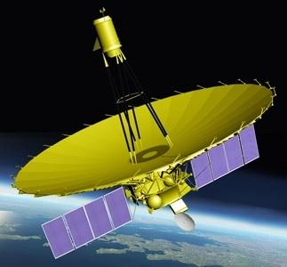 RadioAstron Spektr R satellite