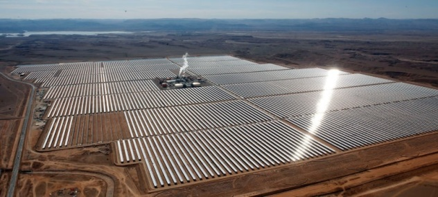 Solar Panels in Morocco