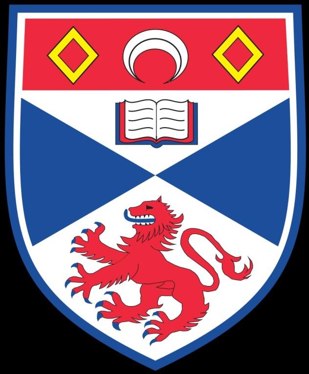 U St Andrews bloc