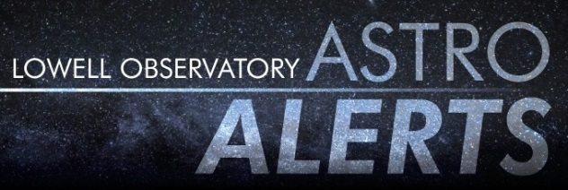 Atro Alerts Lowell Observatory
