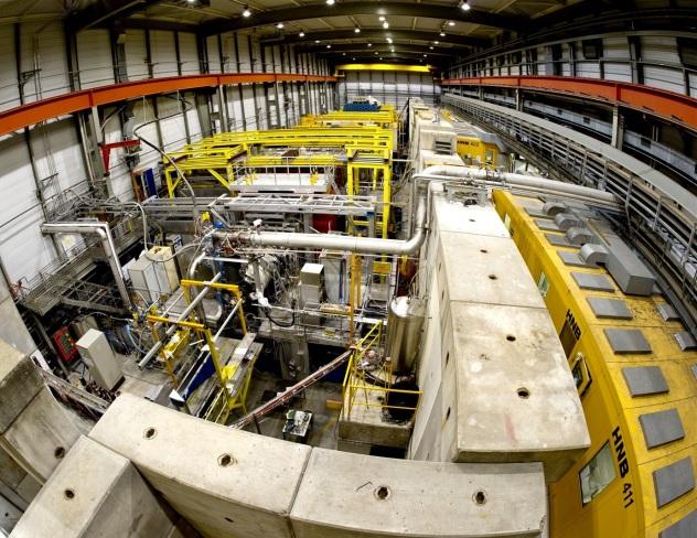CERN/COMPASS