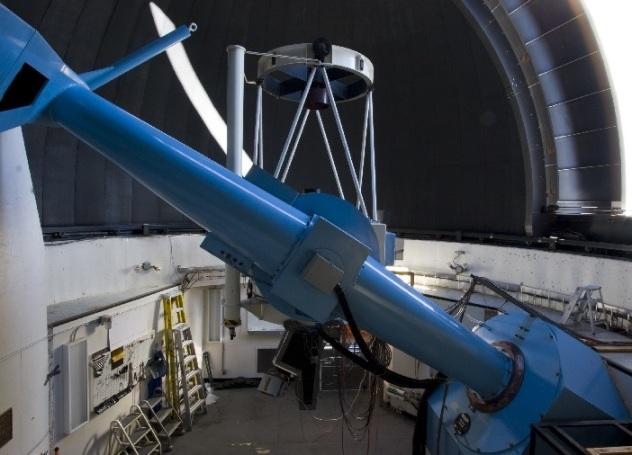 CfA Whipple 1.5 meter Tillinghast telescope