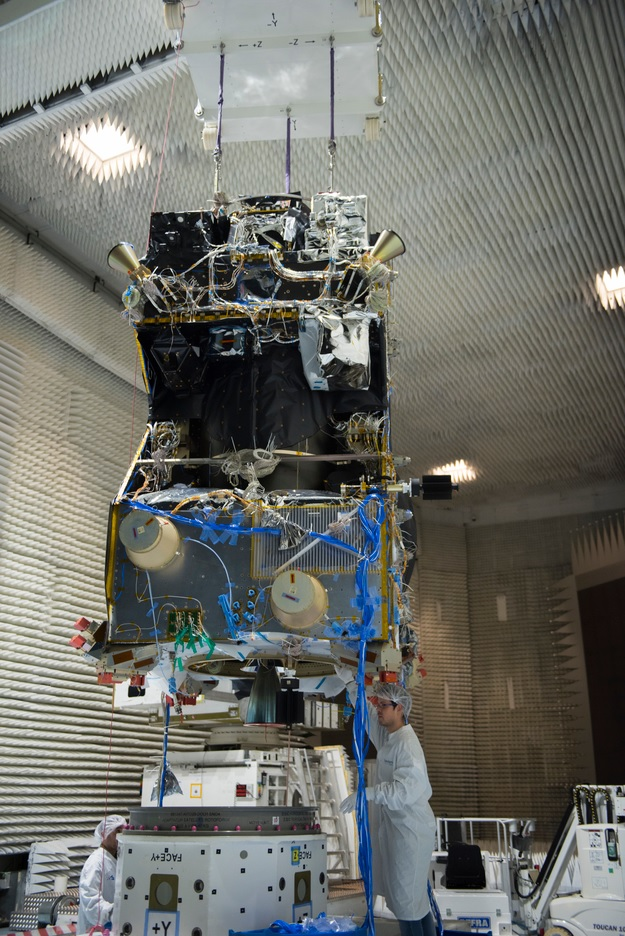 ESA/ExoMars Trace Gas Orbiter
