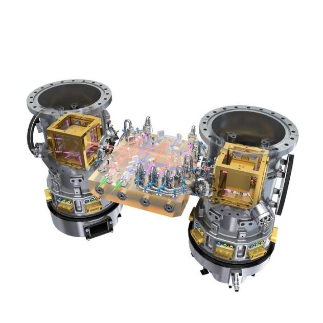 ESA LISA Pathfinder technology package