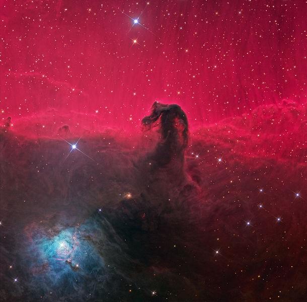 Horsehead Emission nebula