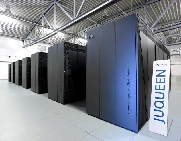 JUQUEEN - Jülich Blue Gene Q IBM