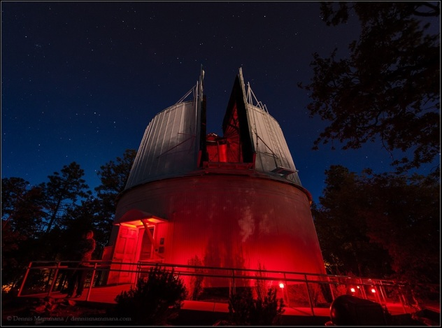 Lowell Observatory campus